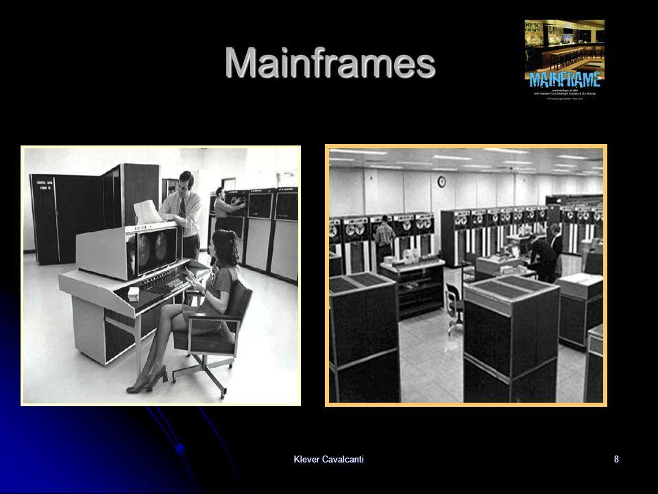 Mainframes Klever Cavalcanti