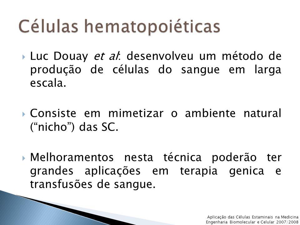 Células hematopoiéticas