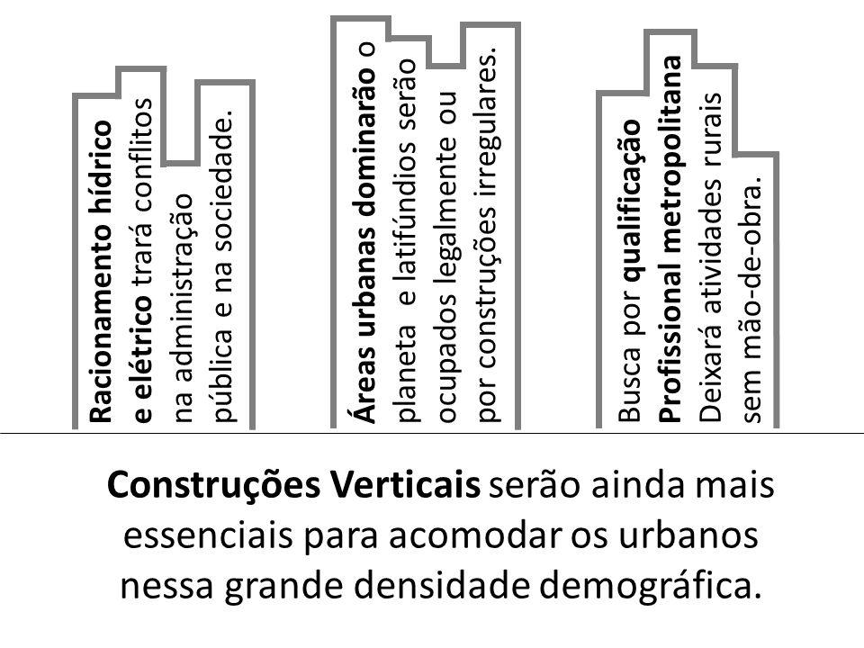 Construções Verticais serão ainda mais