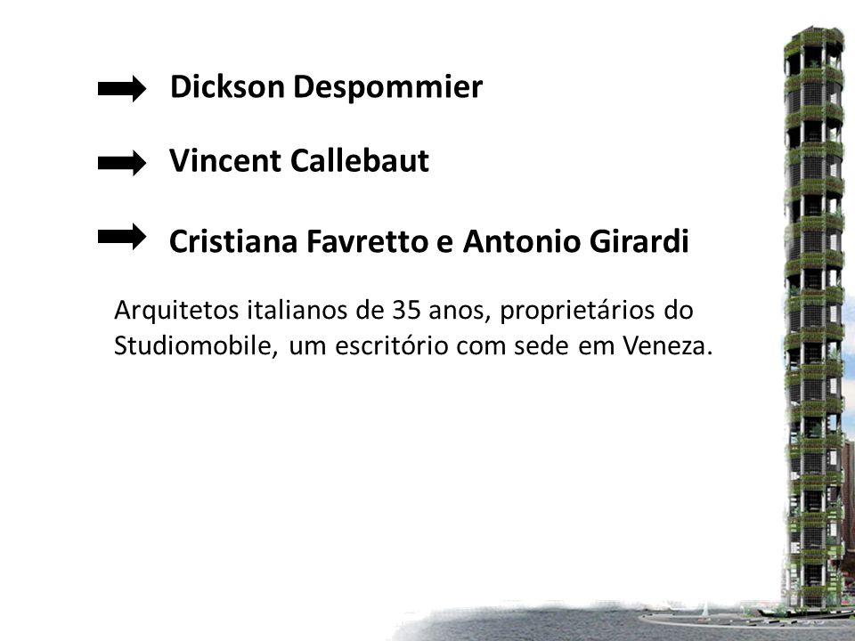 Cristiana Favretto e Antonio Girardi
