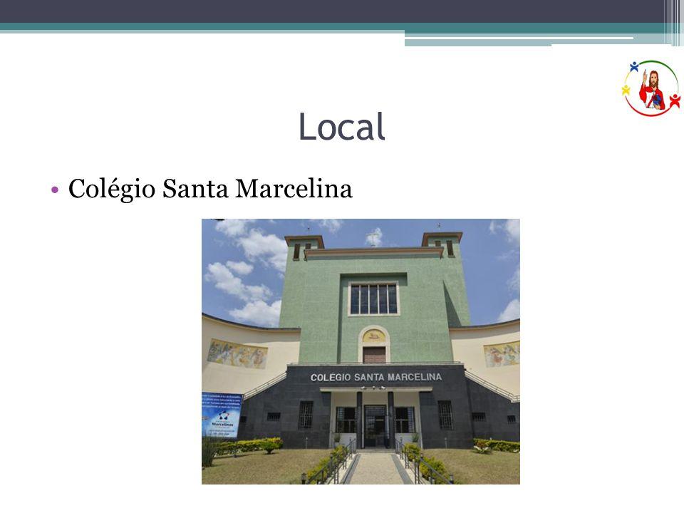 Local Colégio Santa Marcelina