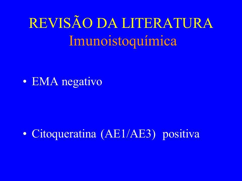 REVISÃO DA LITERATURA Imunoistoquímica