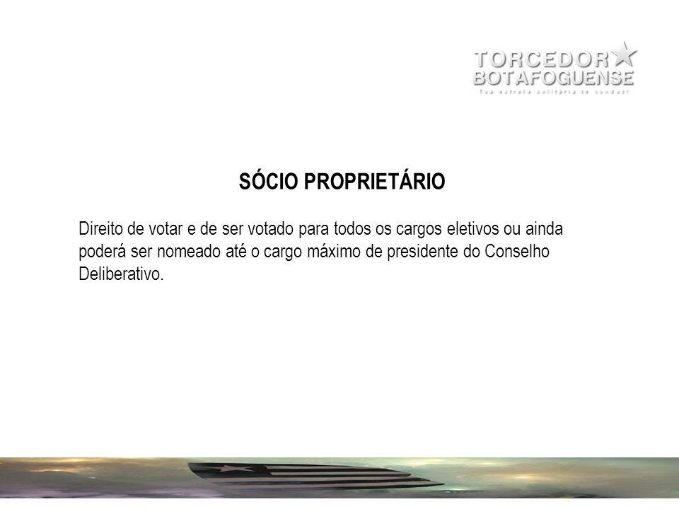 SÓCIO PROPRIETÁRIO