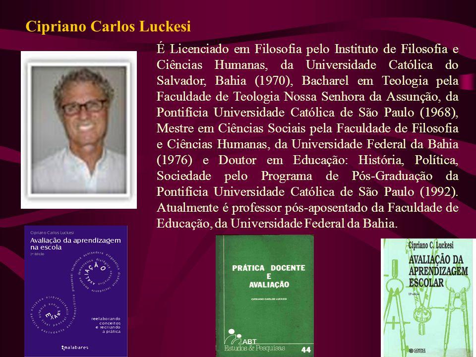 Cipriano Carlos Luckesi