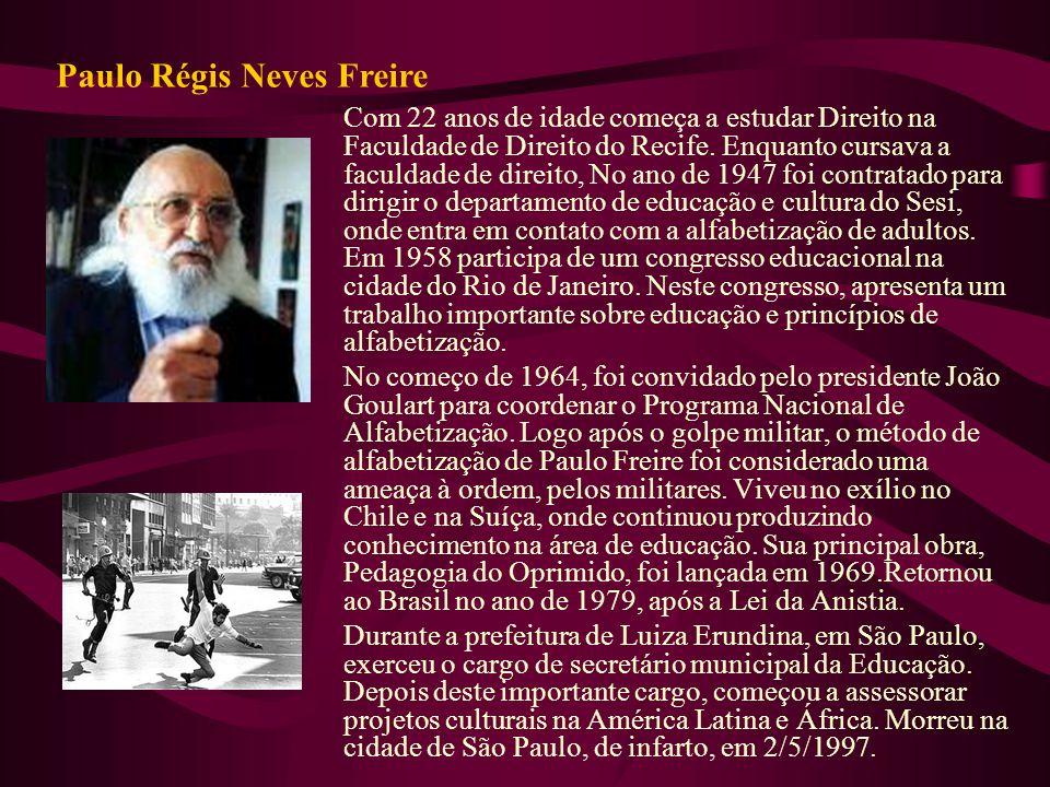 Paulo Régis Neves Freire