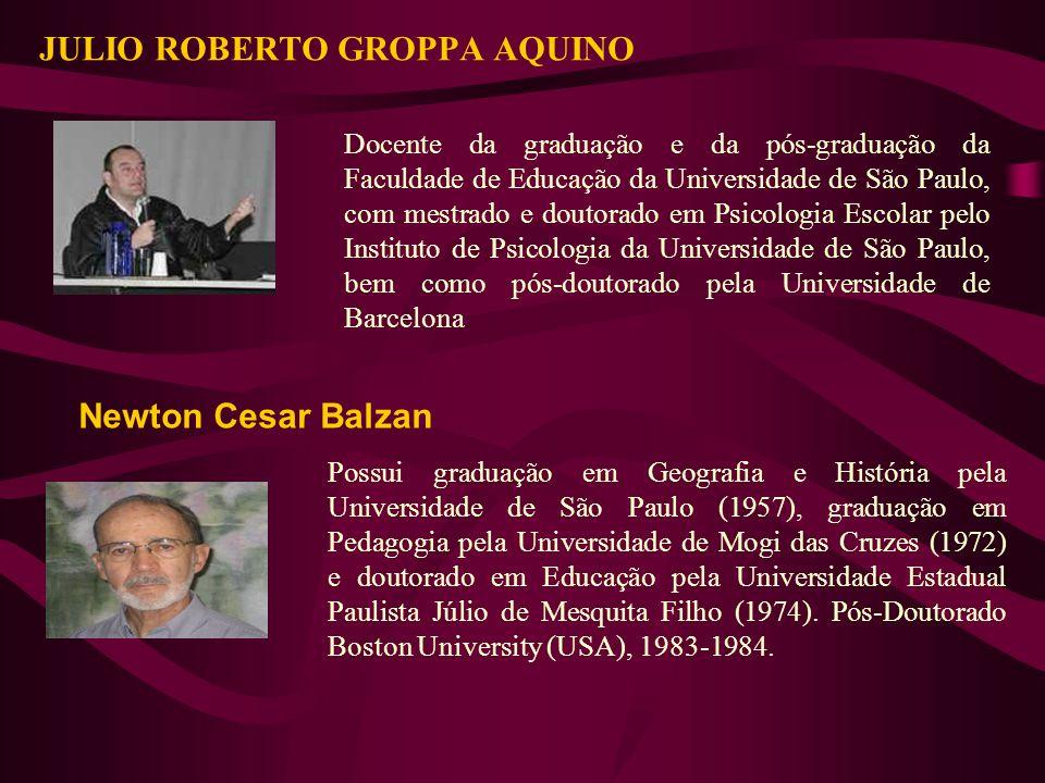 JULIO ROBERTO GROPPA AQUINO