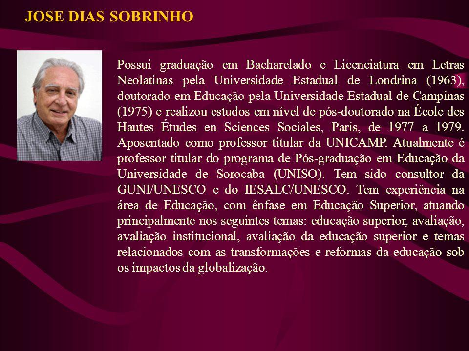 JOSE DIAS SOBRINHO