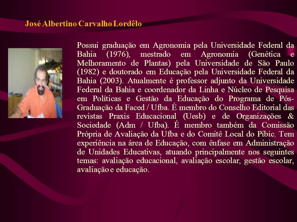 José Albertino Carvalho Lordêlo