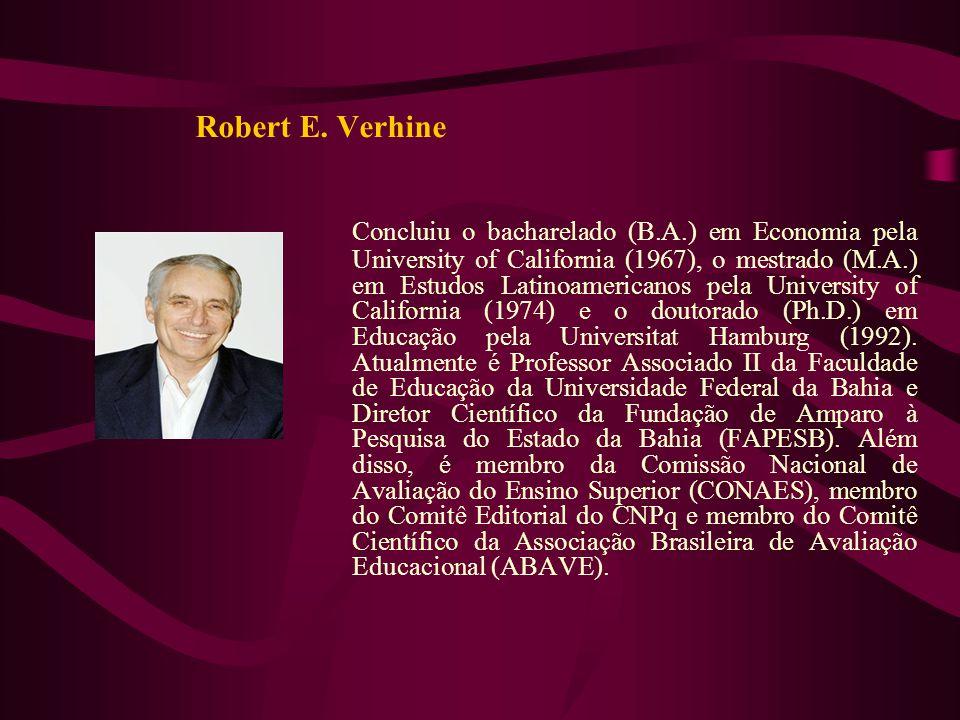 Robert E. Verhine
