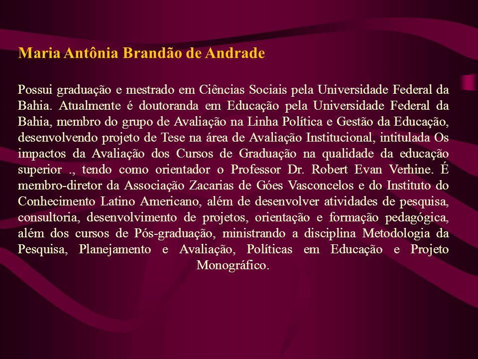 Maria Antônia Brandão de Andrade