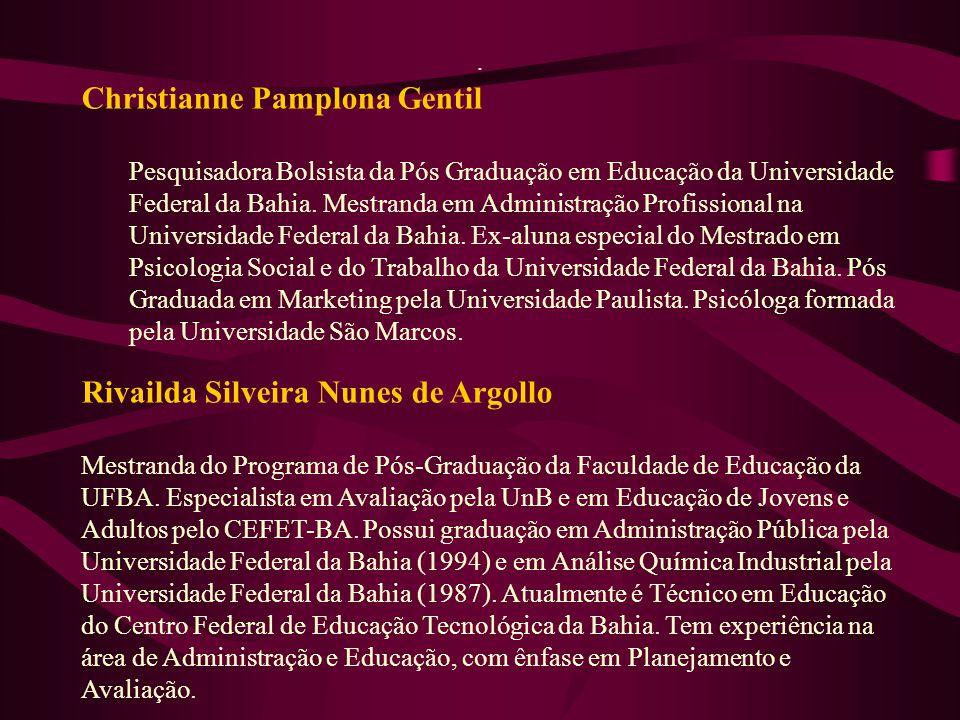 Christianne Pamplona Gentil