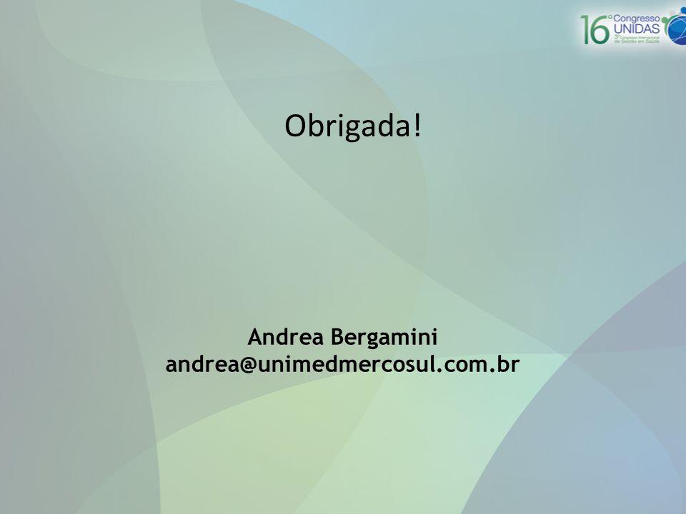 Andrea Bergamini andrea@unimedmercosul.com.br