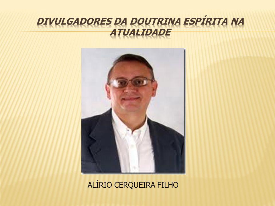 DIVULGADORES DA DOUTRINA ESPÍRITA NA ATUALIDADE