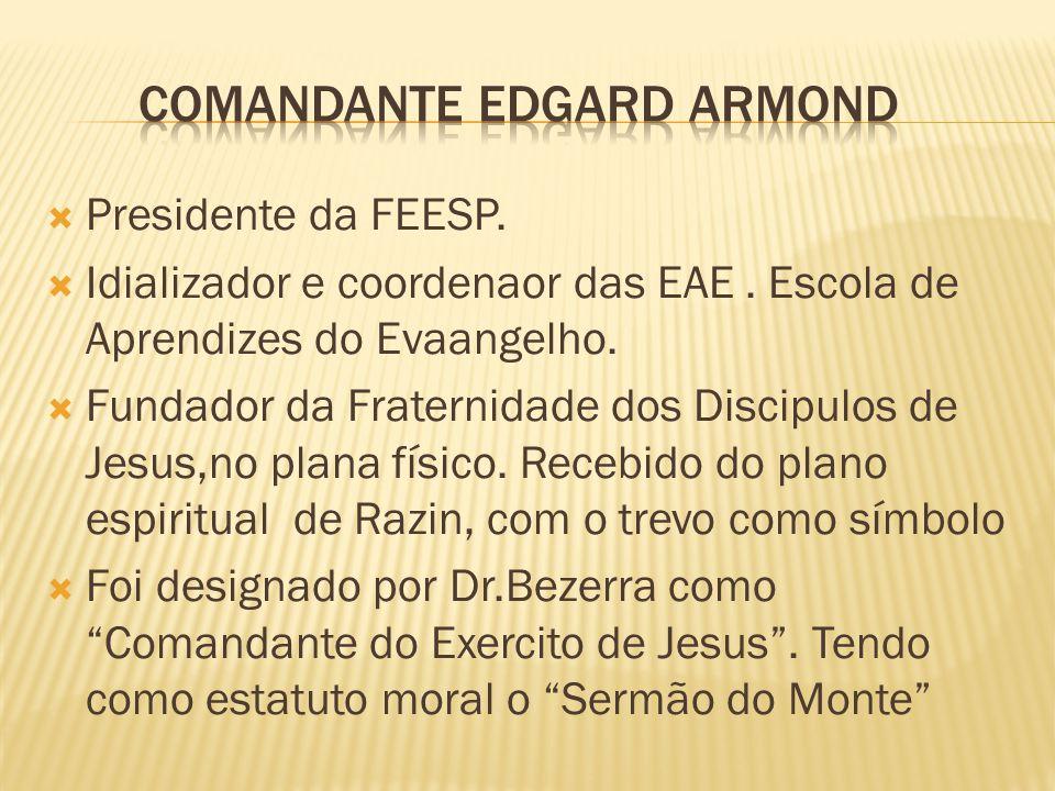Comandante Edgard Armond