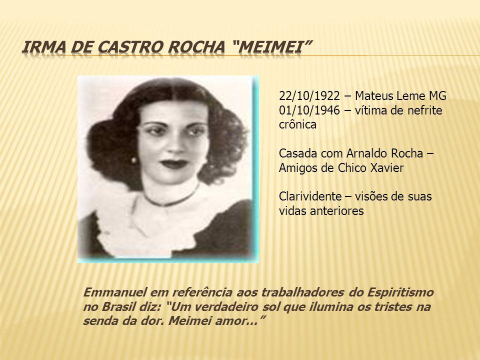 Irma de Castro Rocha Meimei
