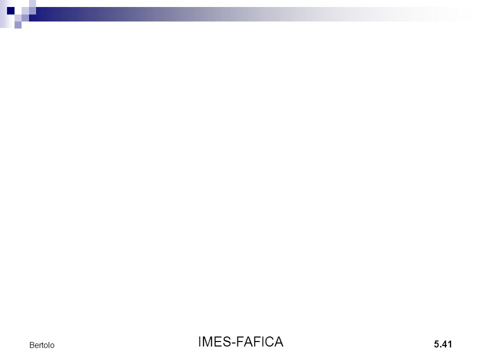 Bertolo IMES-FAFICA