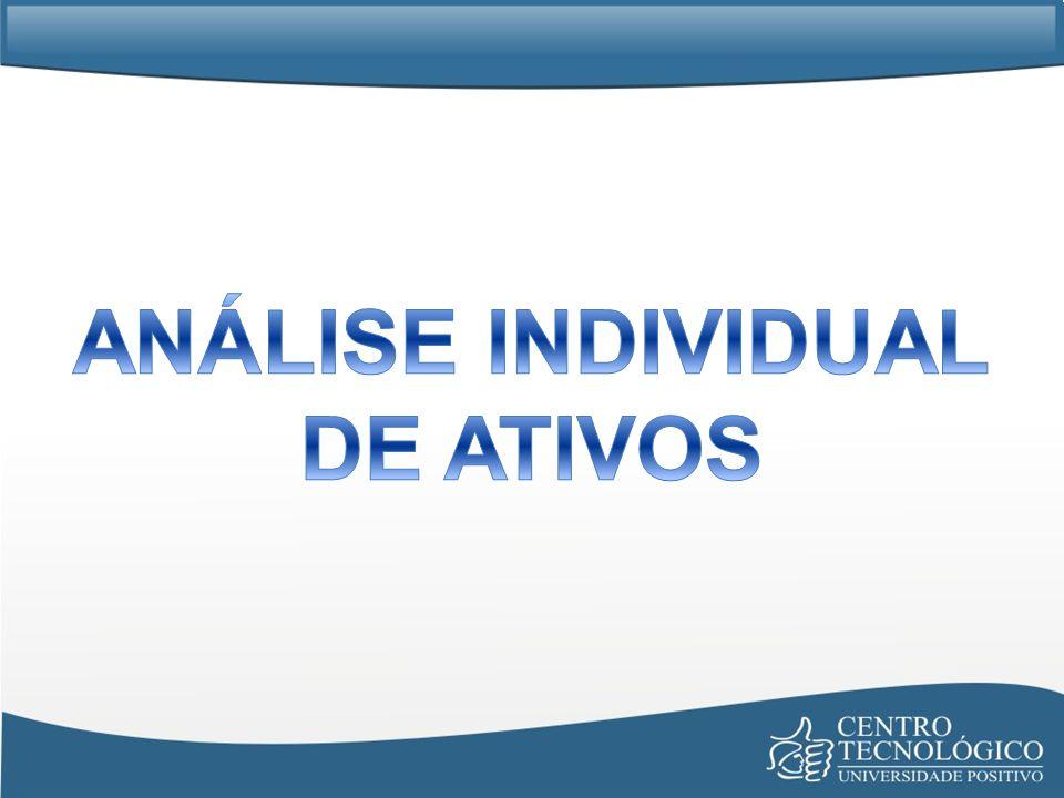 ANÁLISE INDIVIDUAL DE ATIVOS