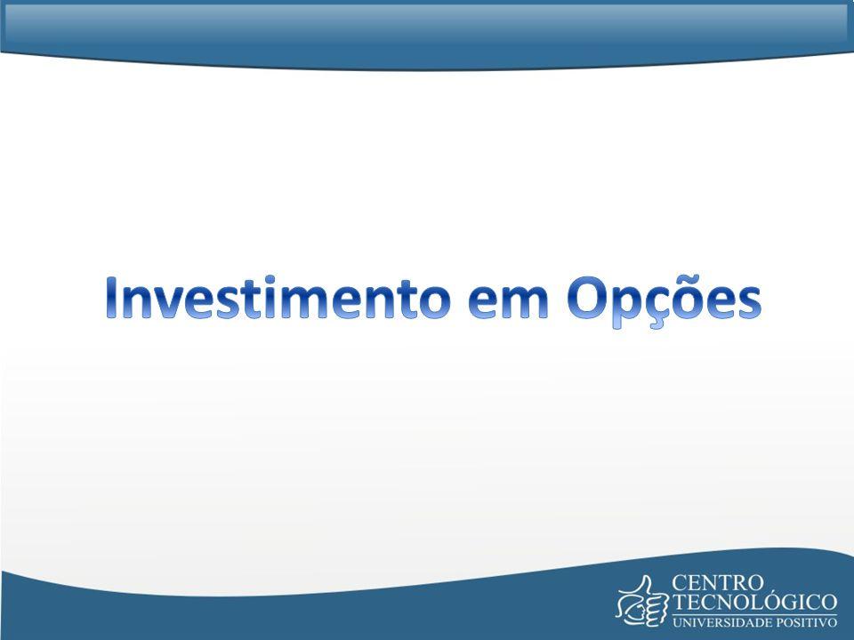 Investimento em Opções