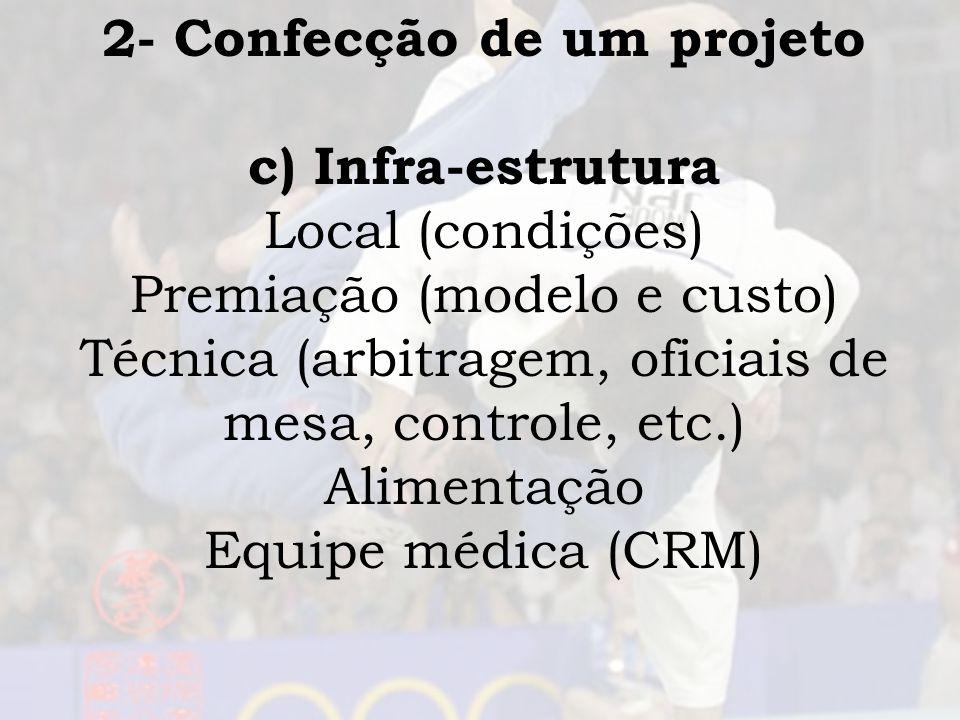 2- Confecção de um projeto