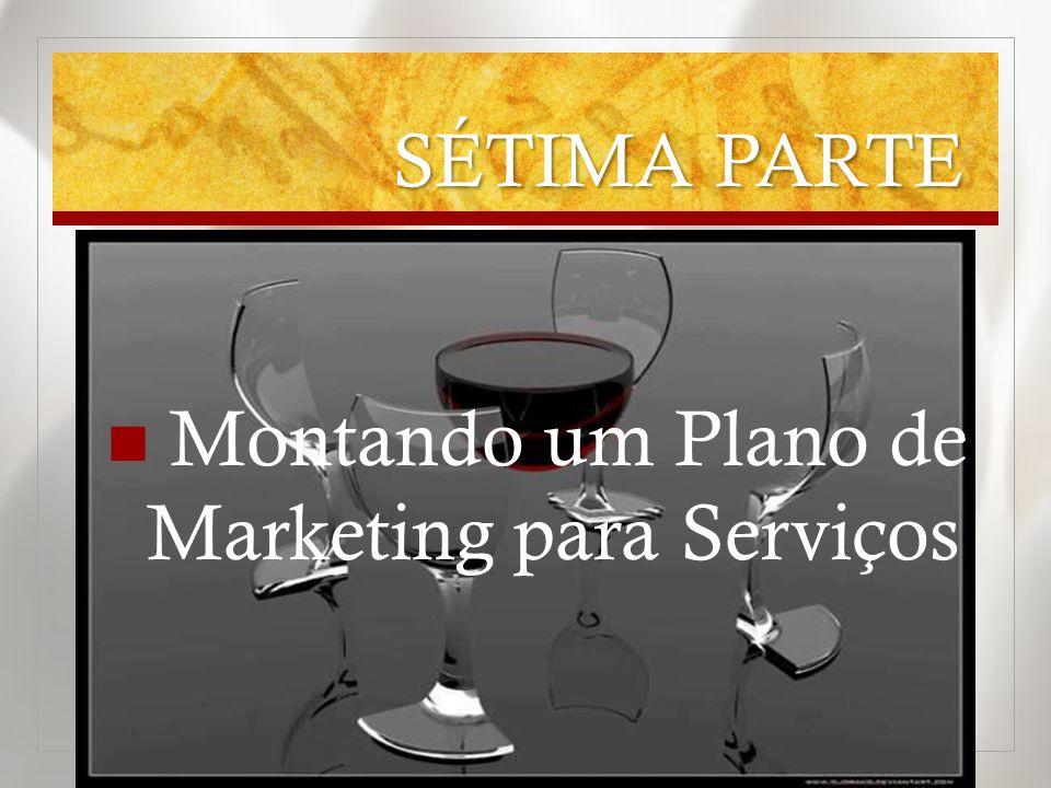 Montando um Plano de Marketing para Serviços