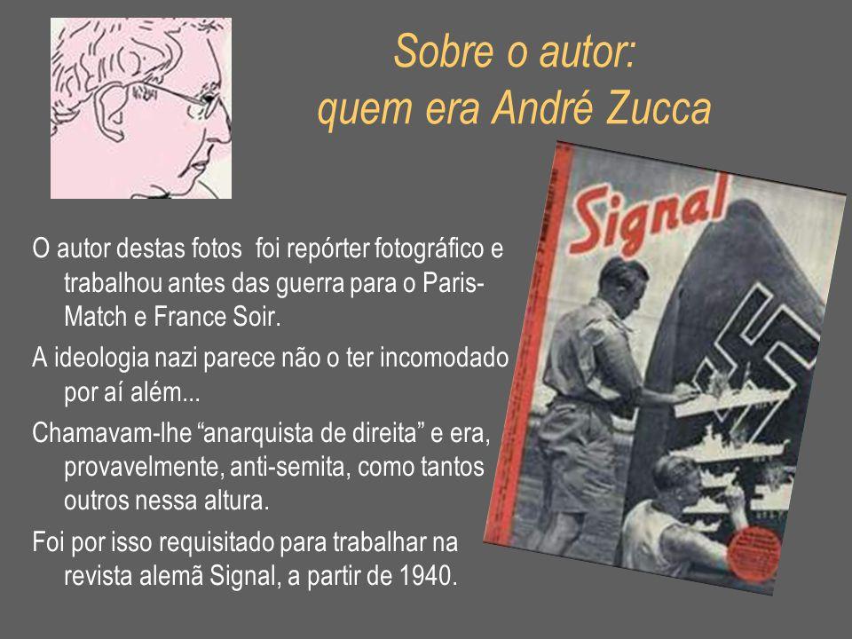 Sobre o autor: quem era André Zucca
