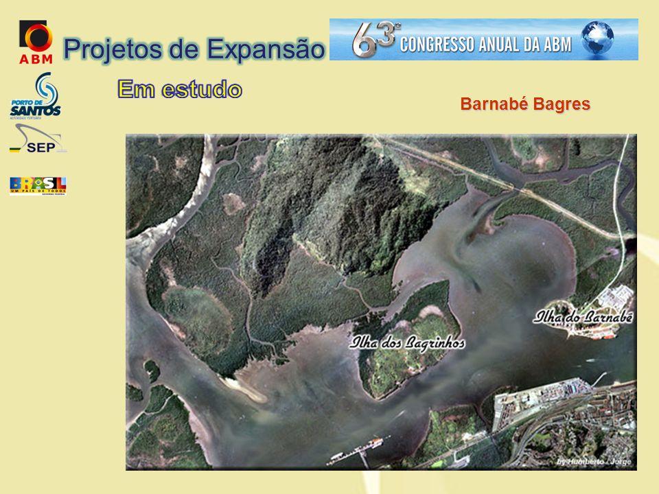 Projetos de Expansão Barnabé Bagres