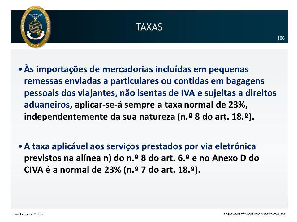 TAXAS 106.