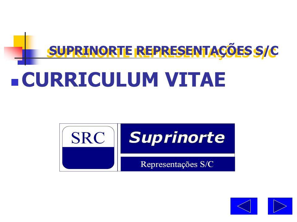 SUPRINORTE REPRESENTAÇÕES S/C