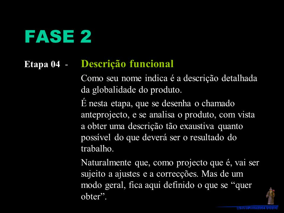 FASE 2 Etapa 04 - Descrição funcional