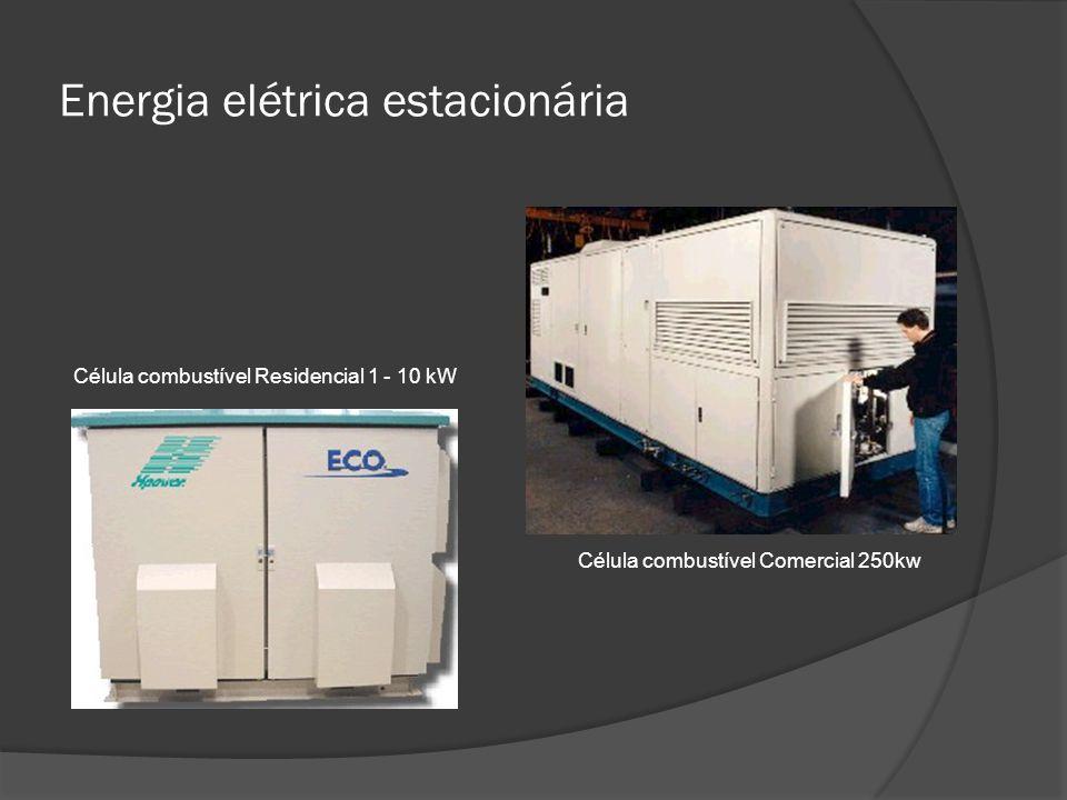 Energia elétrica estacionária