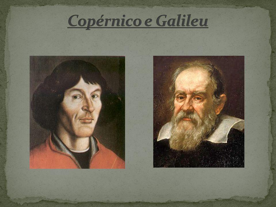 Copérnico e Galileu