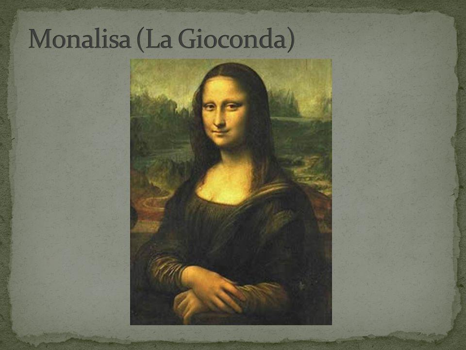 Monalisa (La Gioconda)