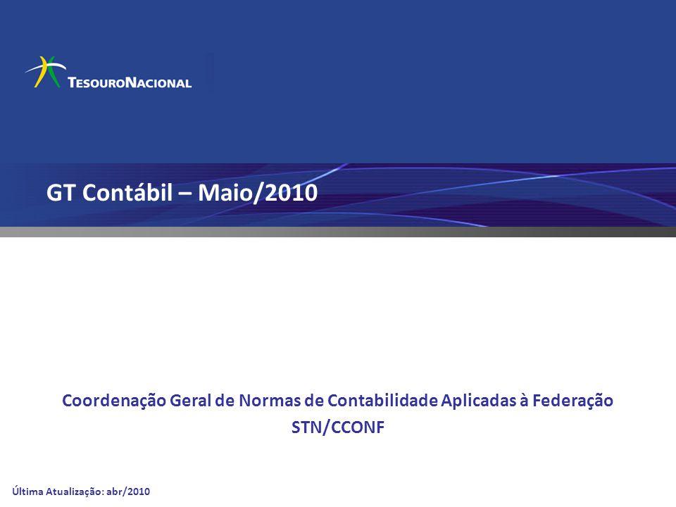 Coordenação Geral de Normas de Contabilidade Aplicadas à Federação