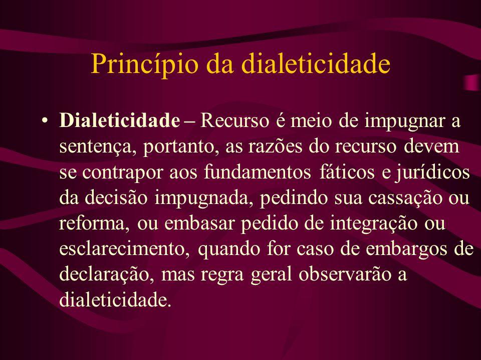 Princípio da dialeticidade