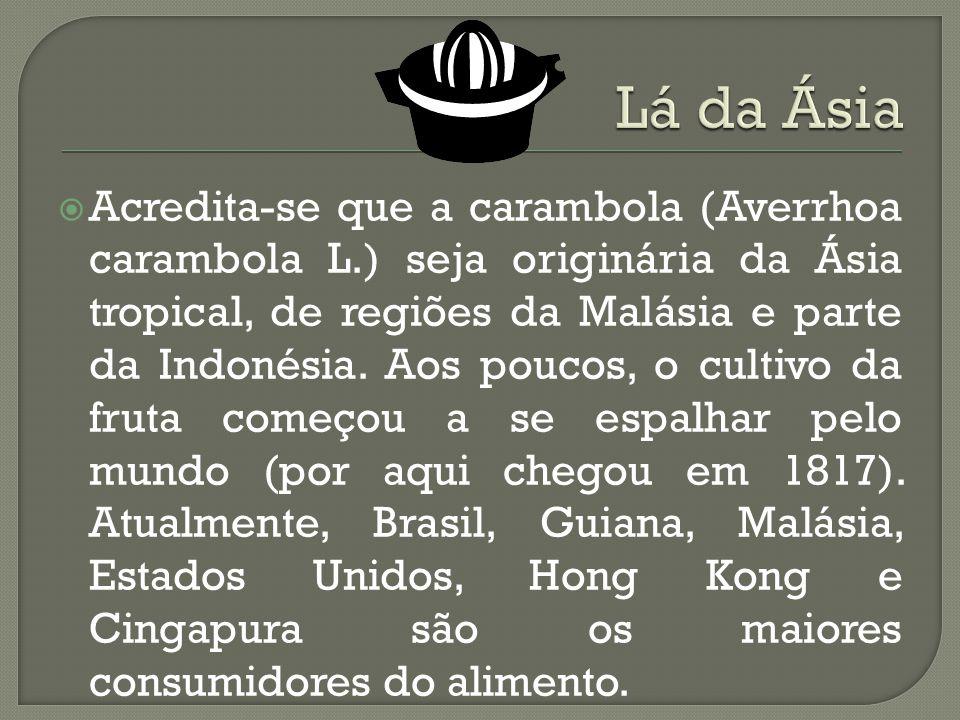 Lá da Ásia
