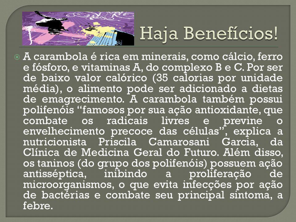 Haja Benefícios!