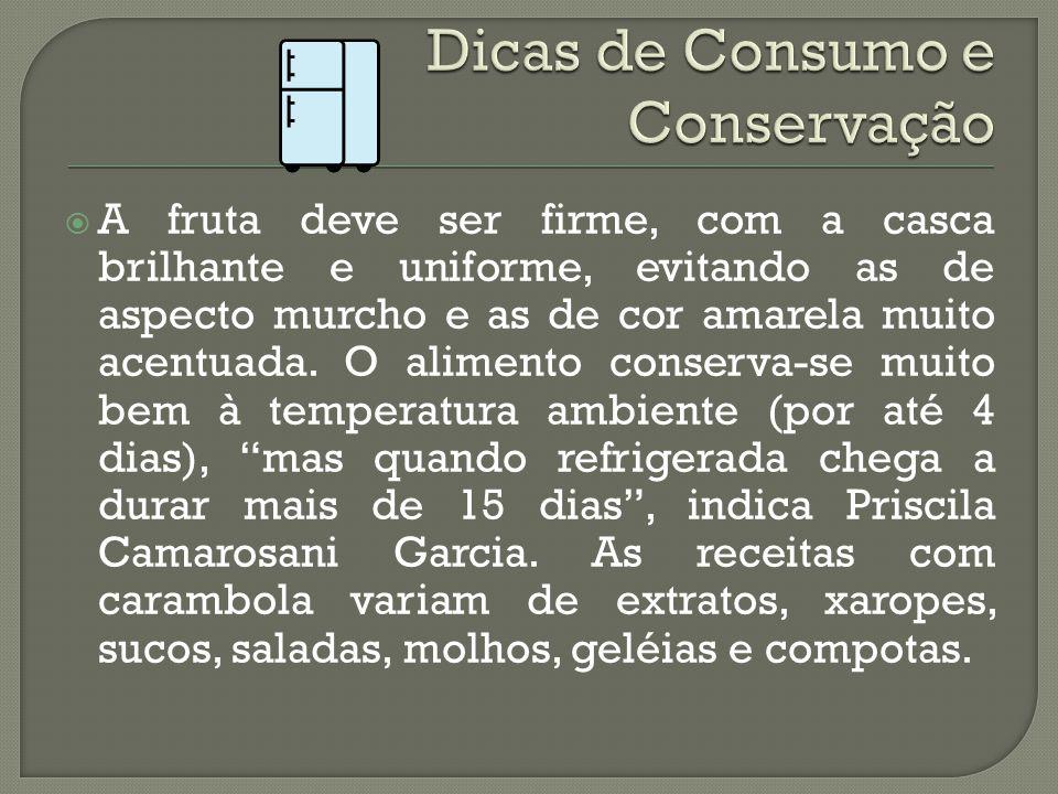 Dicas de Consumo e Conservação