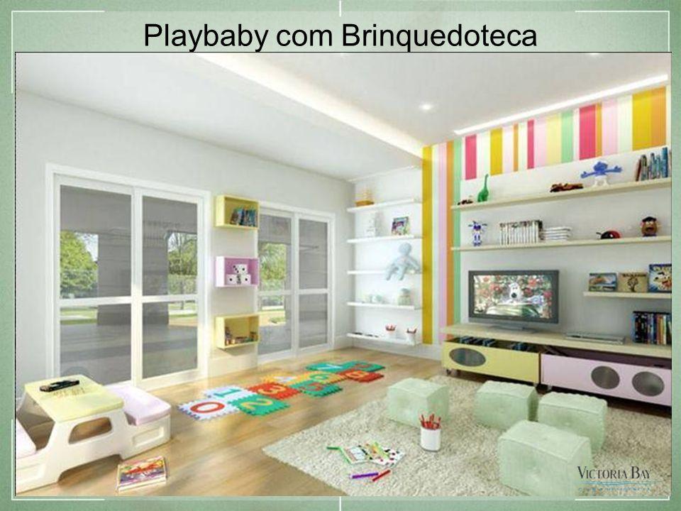 Playbaby com Brinquedoteca