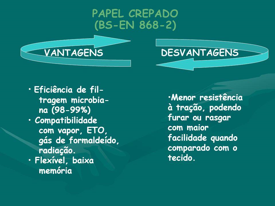 PAPEL CREPADO (BS-EN 868-2)