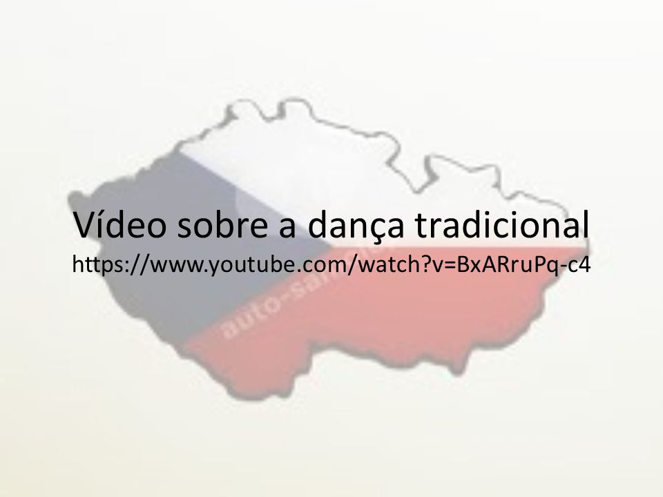 Vídeo sobre a dança tradicional https://www. youtube. com/watch