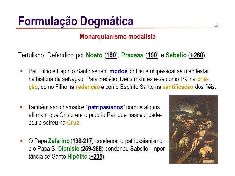 Monarquianismo modalista