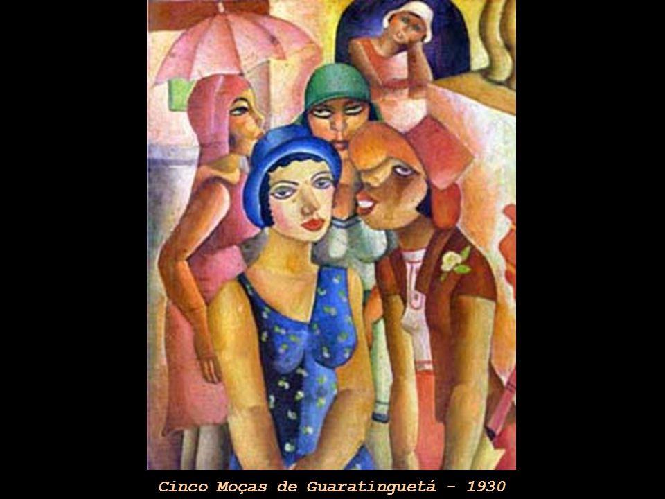 Cinco Moças de Guaratinguetá - 1930