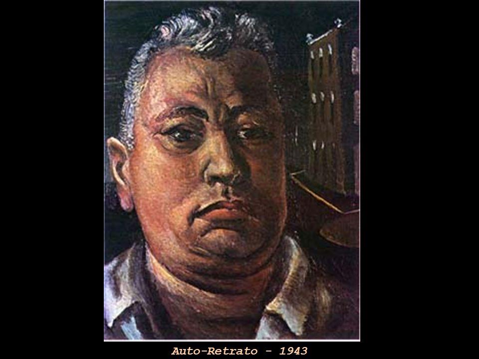 Auto-Retrato - 1943
