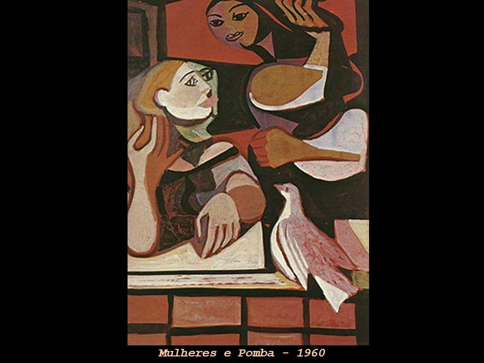 Mulheres e Pomba - 1960