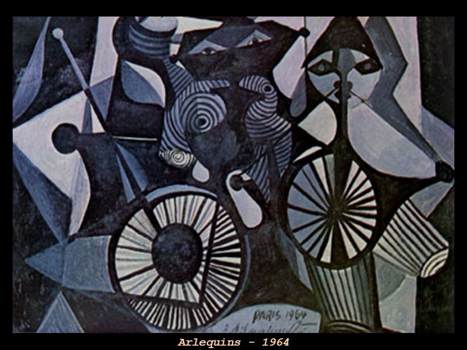 Arlequins - 1964