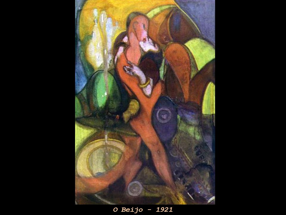 O Beijo - 1921