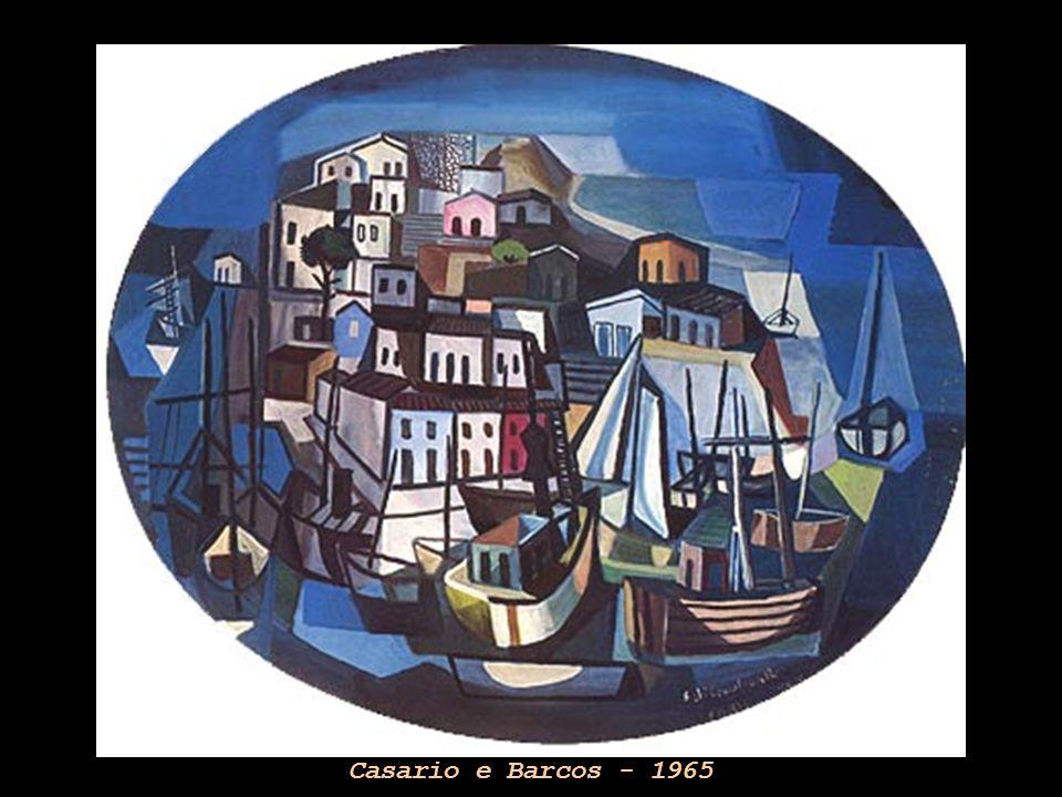 Casario e Barcos - 1965