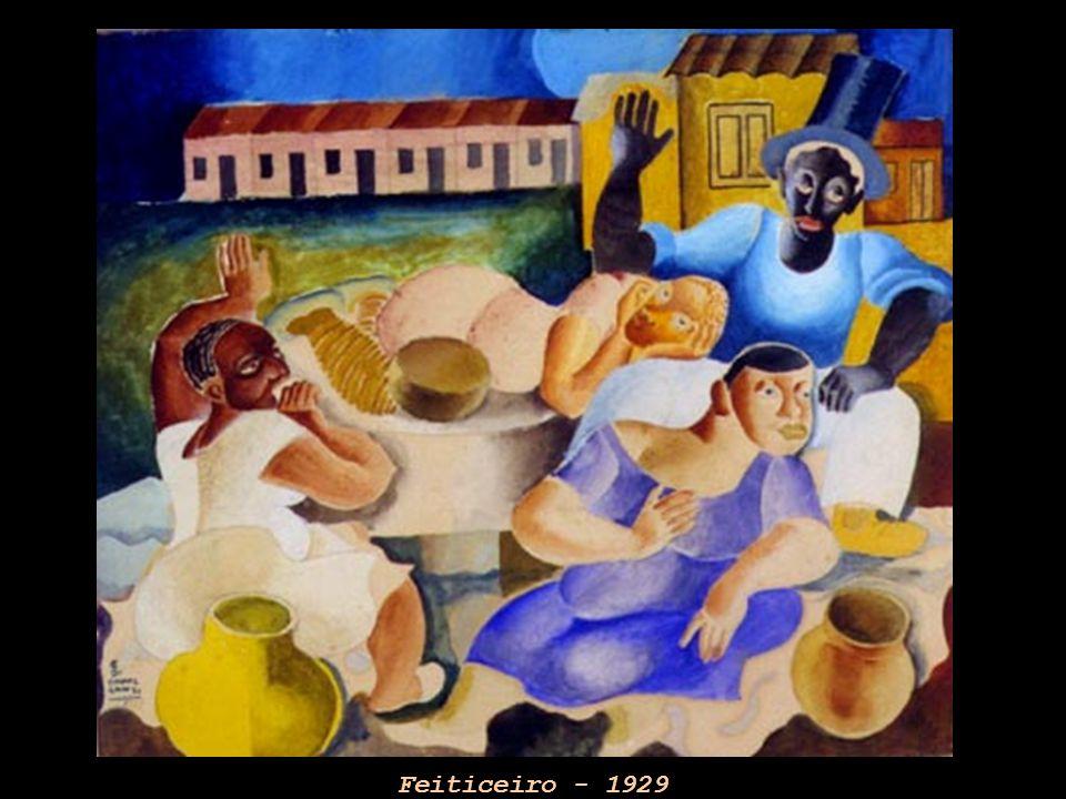 Feiticeiro - 1929