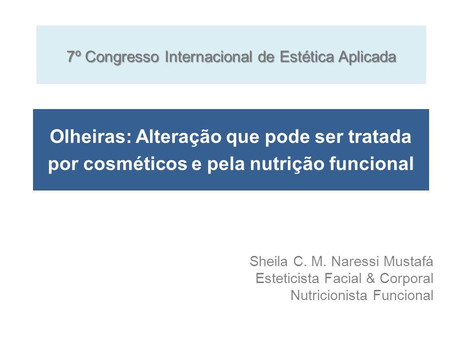 7º Congresso Internacional de Estética Aplicada