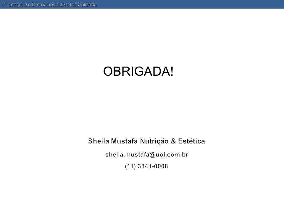 Sheila Mustafá Nutrição & Estética